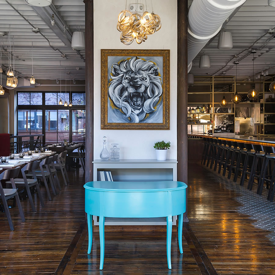 A Street Boston Ma Restaurant