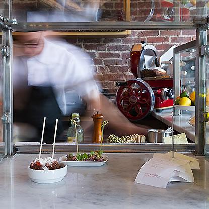 SRV Boston | Italian Wine Bar & Bacaro | South End